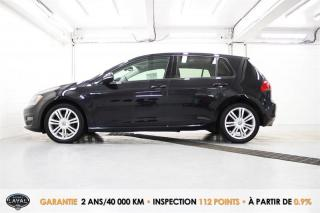 Used 2015 Volkswagen Golf HIGHLINE 1.8 TSI for sale in Quebec, QC