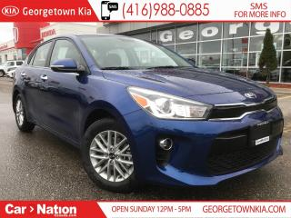 Used 2019 Kia Rio EX | $139 BI-WEEKLY | LOADED | for sale in Georgetown, ON