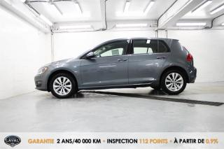 Used 2016 Volkswagen Golf MAN 1.8 TSI for sale in Quebec, QC