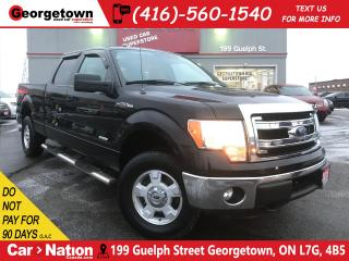 Used 2014 Ford F-150 XLT   3.5L V6   4X4   6 PASS   6 1/2  BOX for sale in Georgetown, ON