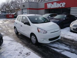 Used 2014 Mitsubishi Mirage Hatchback Balance of Warranty for sale in Ottawa, ON