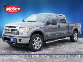 Used 2013 Ford F-150 XLT 4x4 LWB, 3.5L EcoBoost, for sale in Peterborough, ON