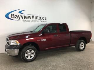 Used 2017 RAM 1500 ST - HITCH! A/C! CRUISE! TOW/HAUL! PWR GROUP! for sale in Belleville, ON