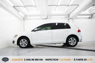 Used 2015 Volkswagen Golf 1.8 TSI Trendline for sale in Quebec, QC
