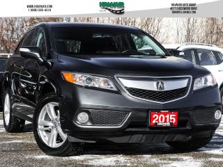 Used 2015 Acura RDX w/Technology Package for sale in North York, ON