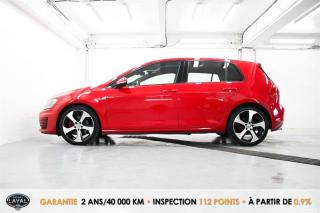 Used 2015 Volkswagen Golf GTI DSG + GPS + FENDER for sale in Quebec, QC