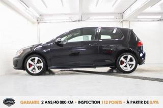 Used 2016 Volkswagen Golf GTI GTI CAMÉRA for sale in Quebec, QC