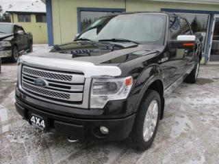 Used 2014 Ford F-150 LOADED PLATINUM EDITION 5 PASSENGER 6.2L - V8.. 4X4.. CREW.. SHORTY.. LEATHER.. HEATED/AC SEATS.. NAVIGATION.. SUNROOF.. BACK-UP CAMERA.. BLUETOOTH.. for sale in Bradford, ON