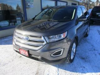 Used 2015 Ford Edge LOADED SEL MODEL 5 PASSENGER 2.0L - ECO-BOOST.. 4WD.. LEATHER.. HEATED SEATS.. NAVIGATION.. BACK-UP CAMERA.. POWER SUNROOF.. for sale in Bradford, ON