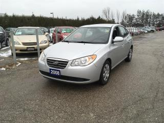 Used 2008 Hyundai Elantra SE for sale in Newmarket, ON