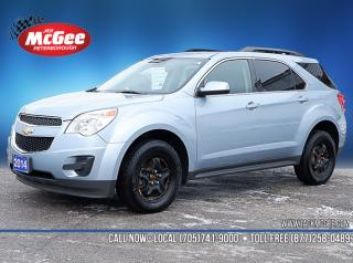 Used 2014 Chevrolet Equinox 1LT OEM Tires and Rims included as well as Winter Steel Rims and Tires for sale in Peterborough, ON
