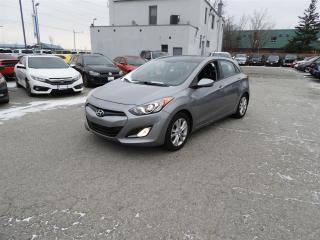 Used 2013 Hyundai Elantra GT GLS SUNROOF/REAR CAMERA/ONLY 45,000 KMS for sale in Concord, ON