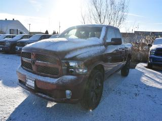 New 2019 RAM 1500 Classic Express|4X4|BACKUP CAM|APPLE CARPLAY for sale in Concord, ON