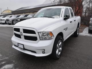 New 2019 RAM 1500 Classic Express|4X4|BACKUP CAM|GOOGLE ANDROID for sale in Concord, ON