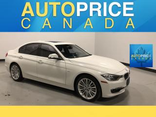 Used 2012 BMW 328i MOONROOF|NAVIGATION|LEATHER for sale in Mississauga, ON