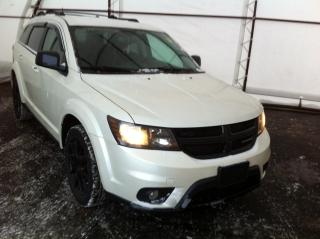 Used 2015 Dodge Journey SXT LIMITED BLACKTOP, REMOTE STARTER, 8.4 TOUCH SCREEN, BLACK GLOSS ALUMINUM WHEELS for sale in Ottawa, ON