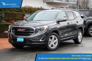 New 2019 GMC Terrain SLE Heated Seats & Backup Camera for sale in Coquitlam, BC