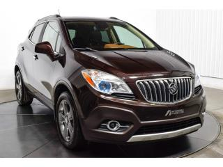 Used 2013 Buick Encore Cuir Awd Cuir Toit for sale in Île-Perrot, QC