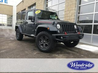 Used 2018 Jeep Wrangler JK Unlimited Rubicon ****PRICE REDUCED*** RECON EDITION, NO ACCIDENTS for sale in Calgary, AB