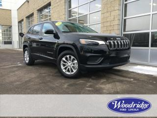 Used 2019 Jeep Cherokee Sport for sale in Calgary, AB