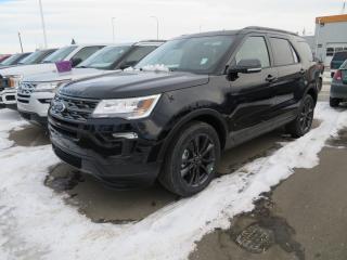 New 2019 Ford Explorer XLT for sale in Okotoks, AB