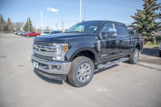 New 2019 Ford F-350 Lariat Ultimate Package, Cooled Seats, Heated Seats, Sunroof, FX4 Off-Road Package! for sale in Okotoks, AB