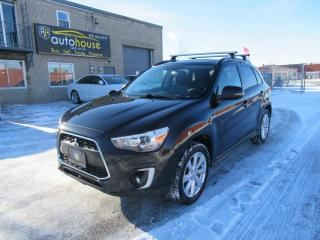 Used 2015 Mitsubishi RVR AWD 4dr CVT GT for sale in Newmarket, ON
