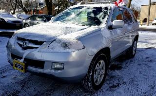 Used 2004 Acura MDX 5dr 4WD Sport Utility w/Tech Pkg for sale in Guelph, ON