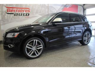 Used 2016 Audi SQ5 Gps+toit for sale in Lévis, QC