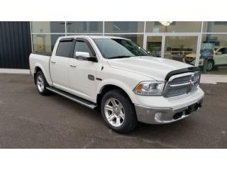 Used 2016 RAM 1500 Longhorn, Diesel, Crew Cab, 4x4, Remote Start for sale in Ingersoll, ON