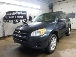 Used 2009 Toyota RAV4 awd for sale in St-Raymond, QC