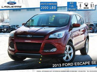 Used 2013 Ford Escape Se A/c Cruise 1.6l for sale in Victoriaville, QC