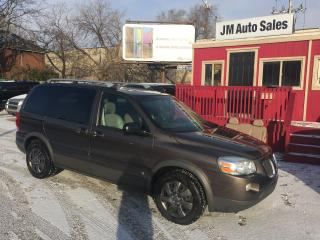 Used 2009 Pontiac Montana w/1SA for sale in Toronto, ON