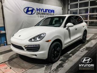 Used 2011 Porsche Cayenne S + GARANTIE + 10 225 $ EN OPTIONS + NAV for sale in Drummondville, QC