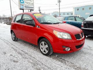 Used 2009 Pontiac Wave SE for sale in Mascouche, QC