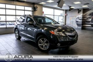 Used 2015 Acura RDX Tech Pkg for sale in Ste-Julie, QC