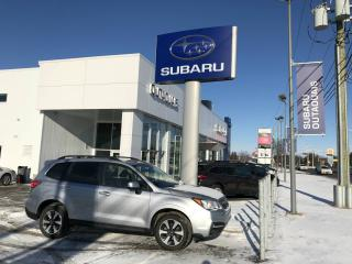Used 2018 Subaru Forester 2.5i Touring CVT for sale in Gatineau, QC