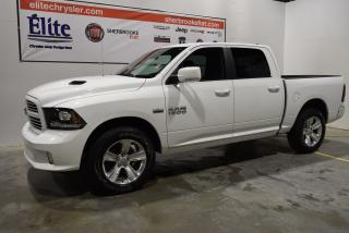 Used 2016 RAM 1500 Crew for sale in Sherbrooke, QC