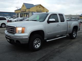 Used 2012 GMC Sierra 1500 SL ExtCab 4X4 4.8L 6ft Box NEVADA EDITION for sale in Brantford, ON