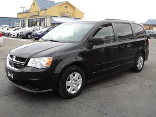 Used 2013 Dodge Grand Caravan SXT 3.6L Stow-N-Go BackUpCamera 7Pass for sale in Brantford, ON