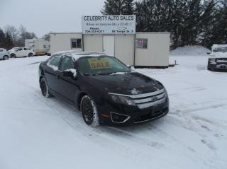 Used 2010 Ford Fusion SEL for sale in Elmvale, ON