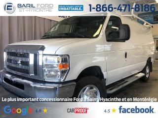 Used 2011 Ford Econoline E-250 Commercial for sale in St-Hyacinthe, QC