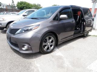 Used 2015 Toyota Sienna XLE for sale in Toronto, ON