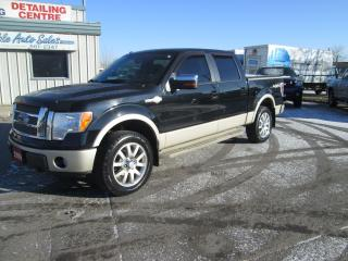 Used 2009 Ford F-150 King Ranch for sale in Hamilton, ON