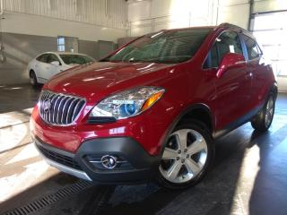 Used 2015 Buick Encore Awd/cuir/demarreur/s for sale in Blainville, QC