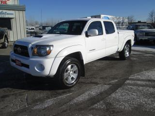 Used 2011 Toyota Tacoma TRD 4X4 CREWCAB for sale in Hamilton, ON
