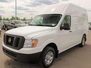 New 2019 Nissan NV 2500 Cargo S 3dr RWD High Roof Cargo Van for sale in Edmonton, AB