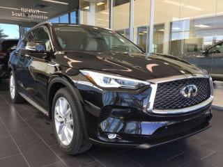 New 2019 Infiniti QX50 ESSENTIALS PACKAGE for sale in Edmonton, AB