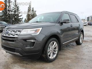 New 2019 Ford Explorer XLT, 4WD, Navigation, Heated Fron Seats, Ford Pass, Text to start remote, Camera for sale in Edmonton, AB