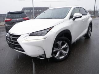 Used 2015 Lexus NX EXECUTIVE for sale in Toronto, ON